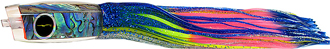 1656 Angled Blue Yellow Stripe/Rainbow