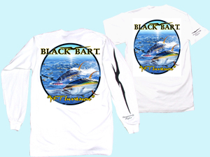 Bart's Yellowfin Tuna T-Shirts