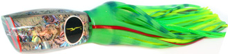 Brazilliano Glow/Green Chartreuse