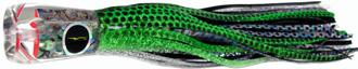 Cairns Prowler Green Dot/Black Dot
