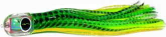 Ika Green Dot/Green Chartreuse