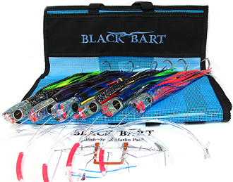 SMALL BILLFISH PACK RIGGED PACK      30-50 lb. TACKLE